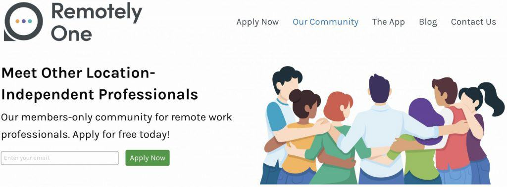 where to find digital nomad communities