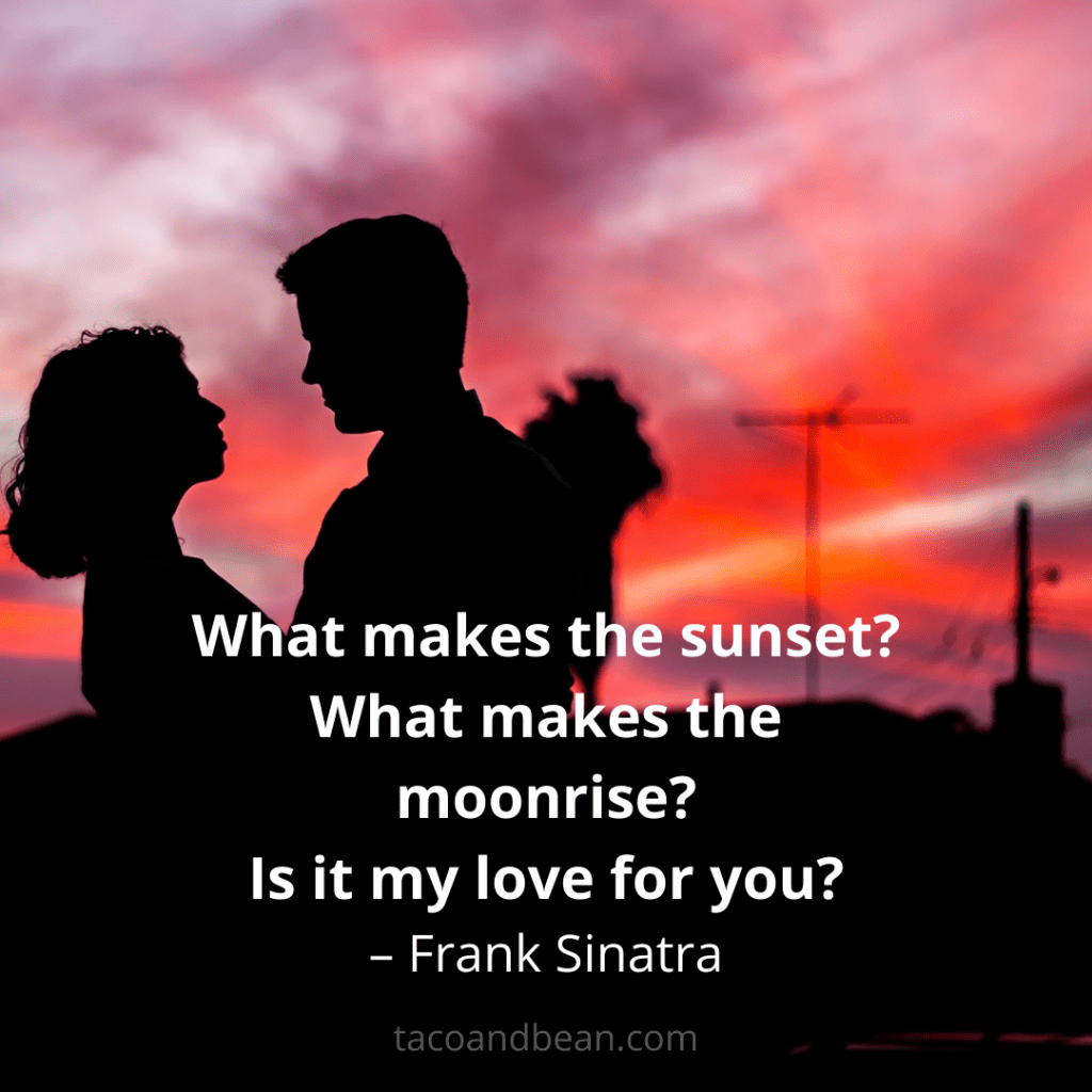 best sunset quotes and captions to share on instagram